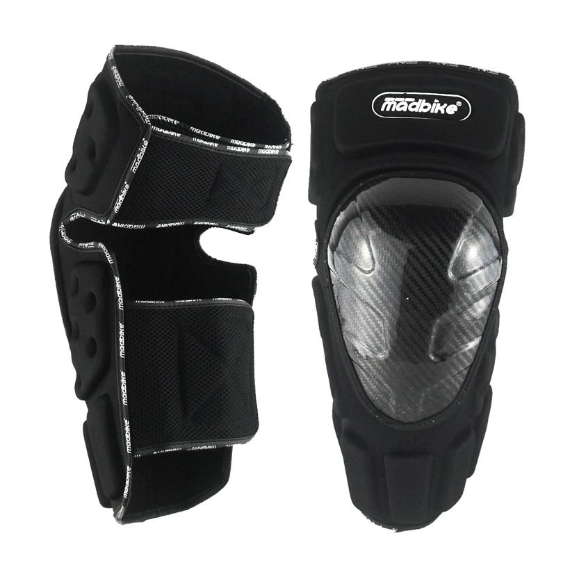 Joelheiras de alta qualidade Da Motocicleta de proteção joelheiras de corrida de motocross esportes Joelho Almofada de Proteção Equipamento de Corrida engrenagem