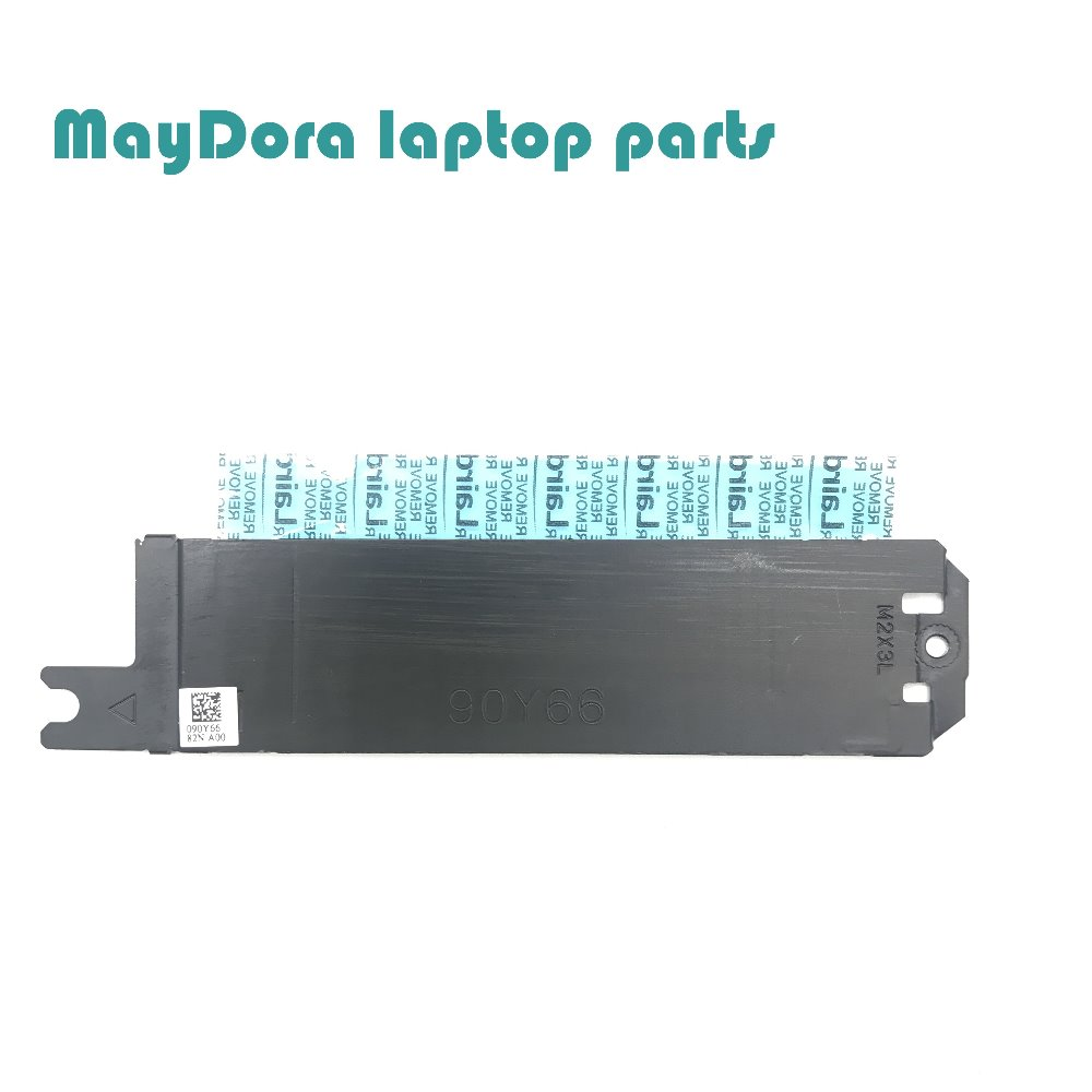 Brand new originalLaptop parts for DELL XPS13-9370 XPS13 9370 SSD Cooling plate free nylokscrews 90Y66 090Y66