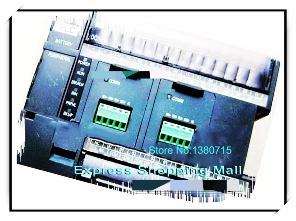 New Original CP1L-M40DT-D PLC CPU 24DC input 24 point transistor output 16 point new original cp1l l10dt d plc cpu 24vdc input 6 point transistor output 4 point