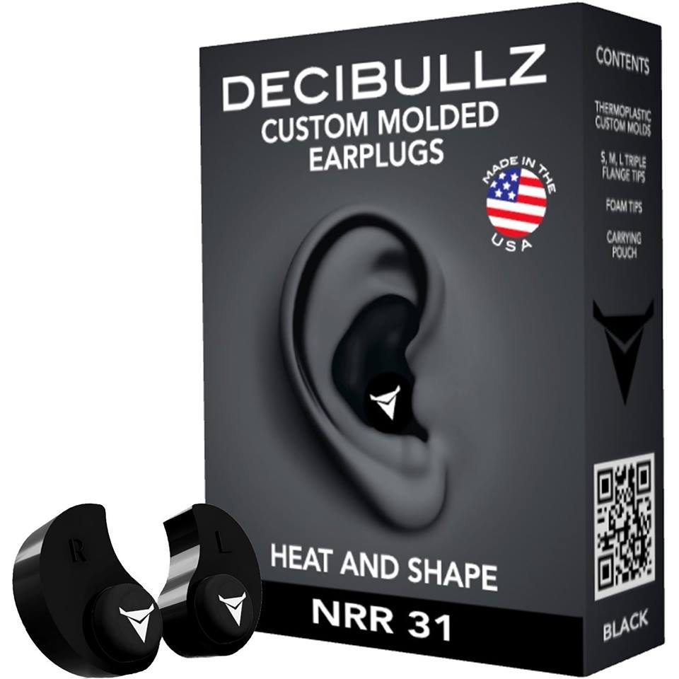 Image 2 - Decibullz remoldable earplugs factory construction manufactoring hearing protection free shipping-in Ear Care from Beauty & Health