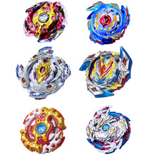 Spin Tops Arena Spin Tops Metal Without Launcher and Box Fusion God Spinning Top Blades Toy#A