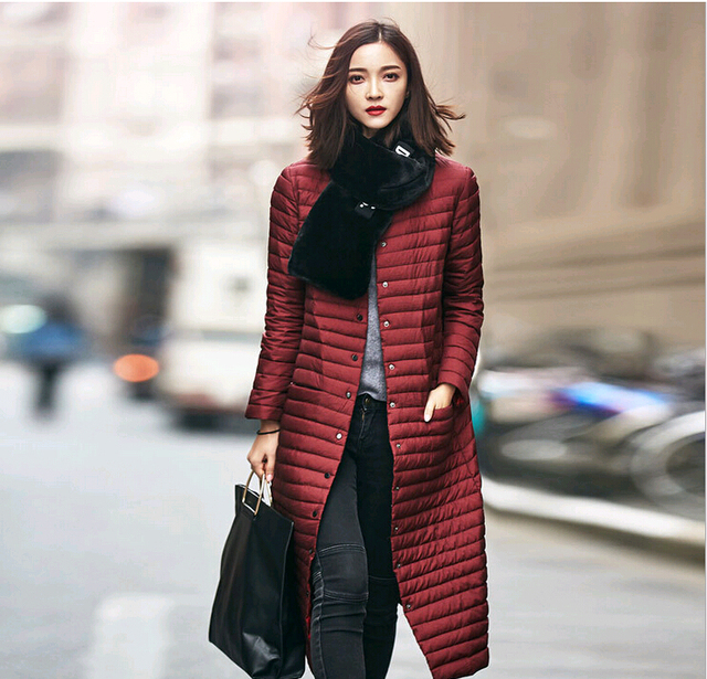 Aliexpress.com : Buy 2017 Casual Down Coat Women Winter Jacket ...