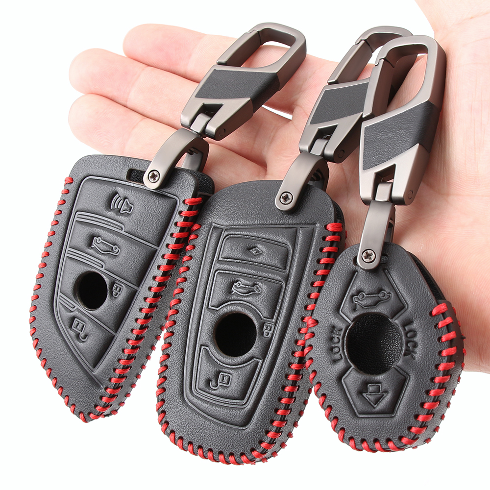 top 10 most popular bmw leather key case e46 brands and get