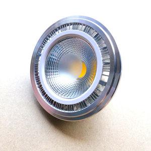 Image 3 - Kısılabilir 15w COB LED G53 AR111 lamba AC85V 265V GU10 AR111 spot sıcak beyaz soğuk beyaz Ücretsiz Kargo