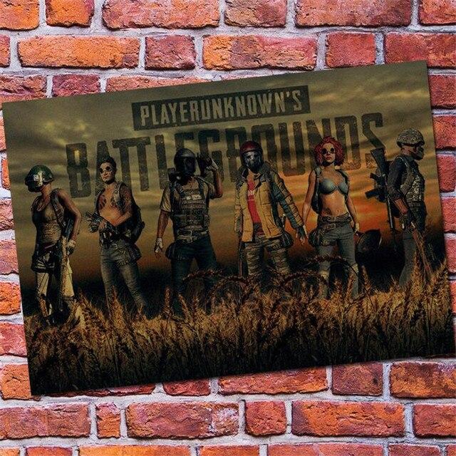 Fps Game Playerunknown S Battlegrounds Poster Pubg Winner Winner