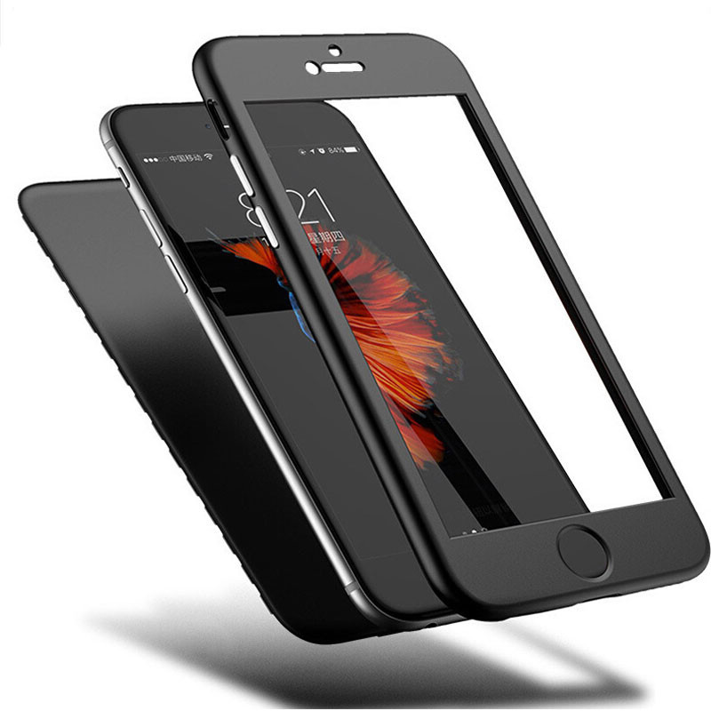 360-degree-full-Body-Phone-Case-for-iPhone7-8-Plus-5-5s-SE-Soft-Silicone-Tpu