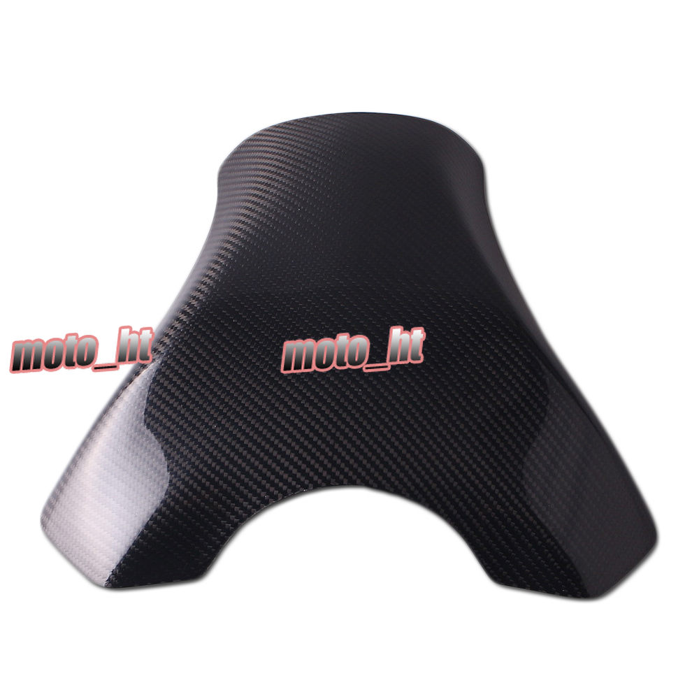Carbon Fiber Gas Tank Pad Cover For Motorcycle Kawasaki 2008-2010 Ninja ZX10R