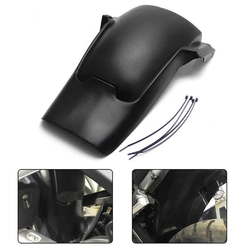 For BMW R1200GS Rear forward Splash Guard for BMW R 1200 GS LC Adv 2013 2014 2015 2016 2017 after market 5 holes rear brake disc rotor for bmw r 1200 gs 2013 2014