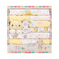 Newborn Clothes Baby 100% Cotton Clothing Sets Newborn Infant Boys Girls Cute Clothes Gift Smart Bear