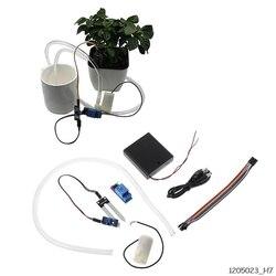 Automatyczne nawadnianie moduł DIY Kit wykrywanie wilgoci gleby automatyczne pompowanie wody