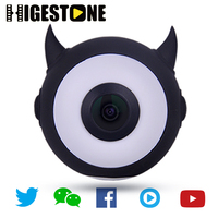 Higestone 5.0MP mobile lens 720 degree Video Camera Panoramic camera Android USB wide Angle lenses VR video camera