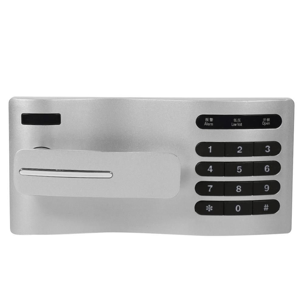 Armoire à clavier tactile en alliage de Zinc 1 PC serrure codée armoire à Induction électronique numérique casier codé pour armoire en métal et en bois