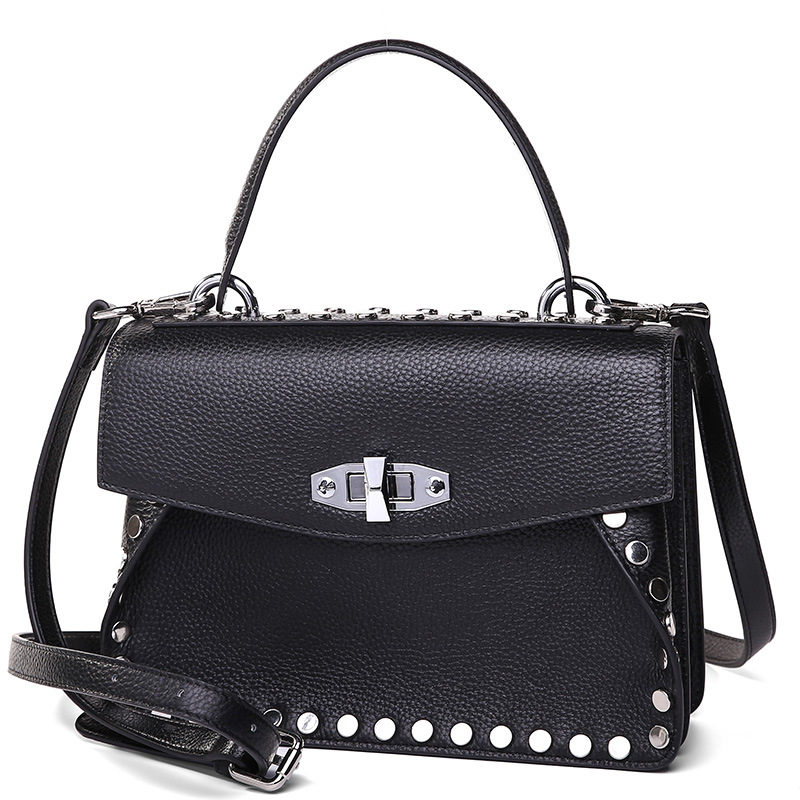 High Quality Leather Crossbody Quiled bags Women Bag Fashion Women Messenger Bags Rivet Shoulder Bag Women's Purse Bolsos Mujer 100pcs lot 3528 2835 3v smd led beads 1w cold white 100lm for tv lcd backlight