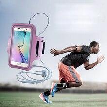 Спортивная повязка для бега для huawei P8 P9 Lite P10 P20 Honor 5X 6X 6A 7X Nokia 4 5 6 8 9 One Plus чехол для телефона