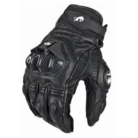 Brand SSPEC Full Finger Breathable Furygan AFS6 Motorcycle Gloves Moto Carbon Fiber Guante Para Leather Racing