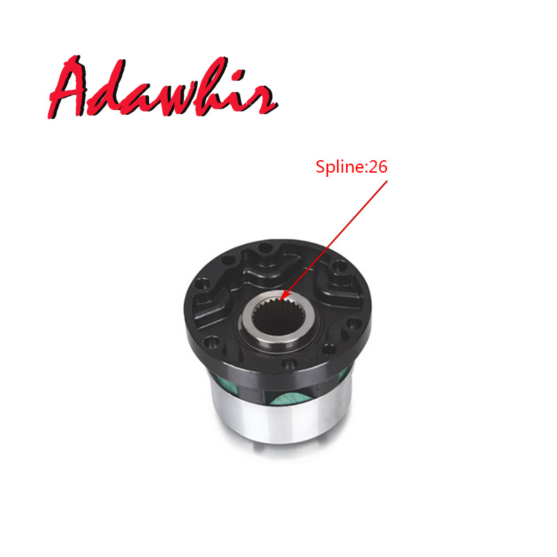 2 Piece x FOR TOYOTA HiLux 4Runner LN RN T100 86 96 4x4 Free locking wheel hub B009 AVM413 in Hub Caps from Automobiles Motorcycles