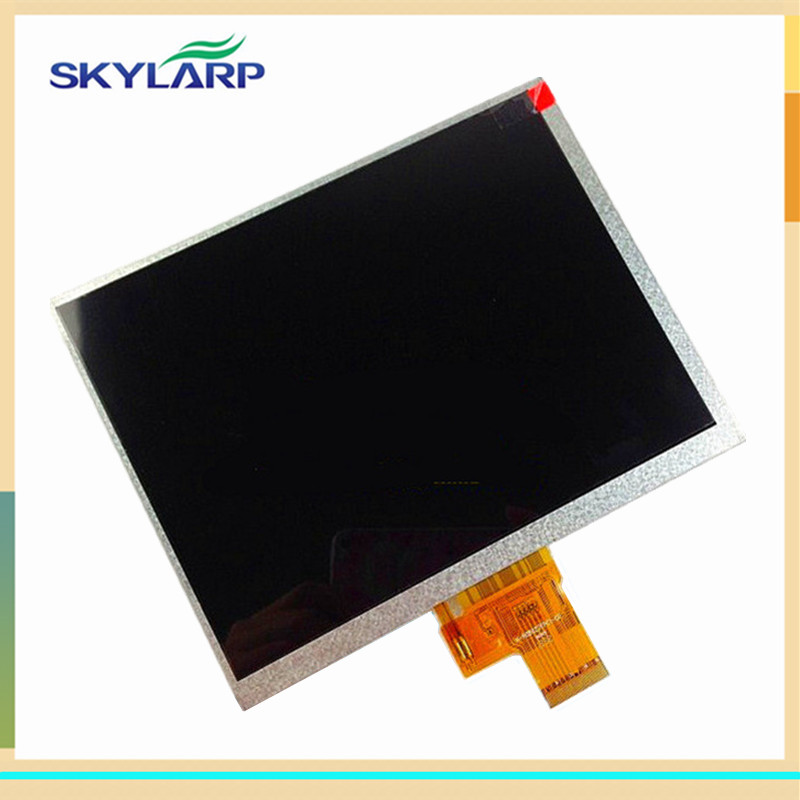 skylarpu New 8 inch for Innolux H-H08027FPC1-CO For Onda V801 811 812 Dual-core version LCD screen display panel (without touch) new original packaging innolux 8 inch at080tn42 lcd screen one year warranty