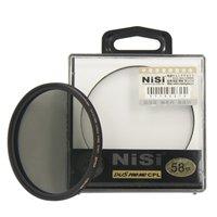 NISI 58mm PRO MC CPL Multi Coated Circular Polarizer Lens Filter