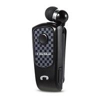 Nieuwste Fineblue F PLUS Draadloze Clip-on Bluetooth V4.0/V4.1 Headset Hoofdtelefoon handsfree Ondersteunt voor IOS en Android-systeem