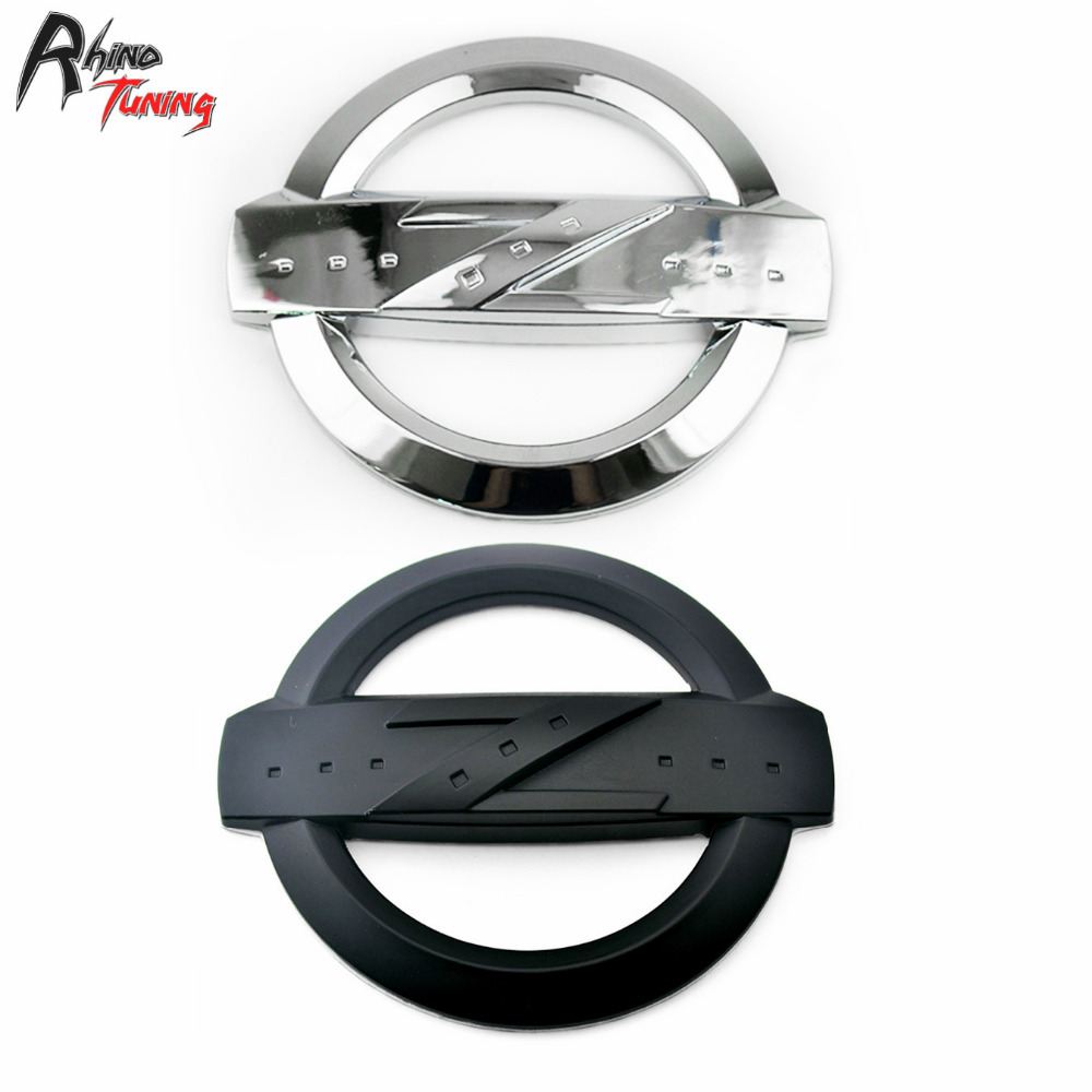 Rhino tuning brand new z logo car emblem sticker fairlady for Wing motors automobiles miami fl