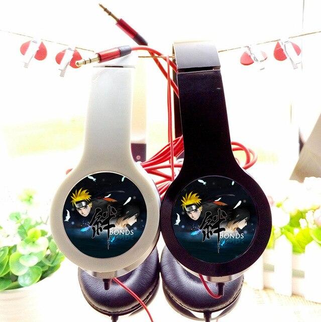 Uzumaki Stereo Headphones for Iphone Samsung MP3 PSP