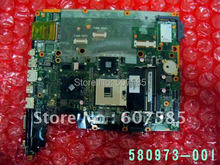 For HP DV7 580973-001 Laptop Motherboard Mainboard Intel Non-integrated 35 days warranty