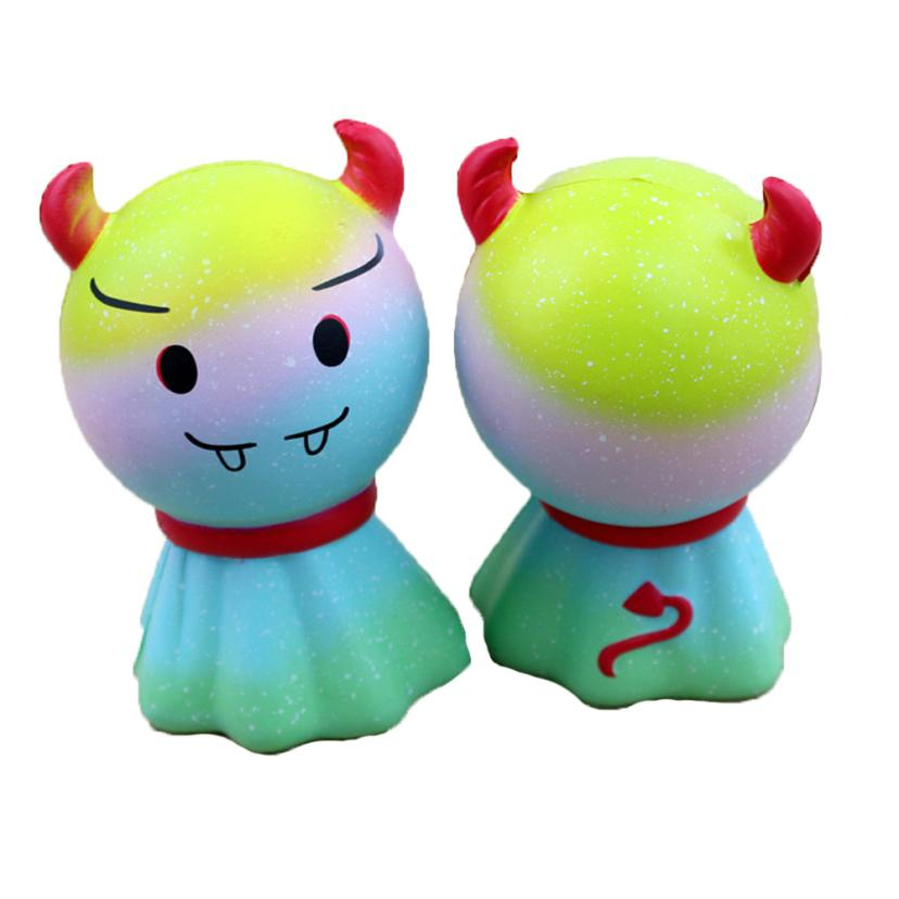 Adorable Doll Scented Charm Slow Rising Collection Squeeze Stress Reliever Toys Cute Gift Exquisite Fun Decompression Toys
