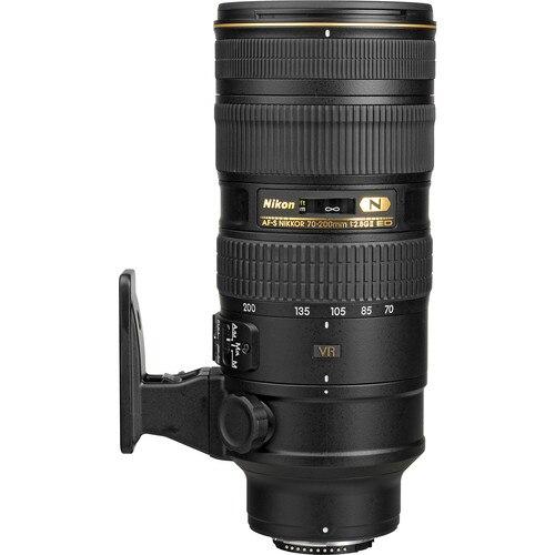 Nikon AF-S NIKKOR 70-200mm f/2.8G ED VR IINikon AF-S NIKKOR 70-200mm f/2.8G ED VR II