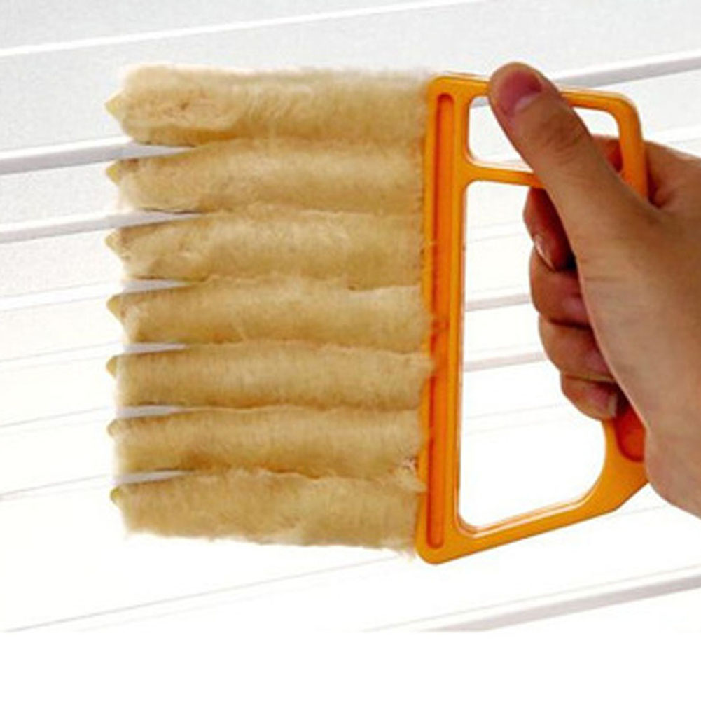 2018 Microfibre European Blind Blade Window Clean Brush Diagnostic-tool Magnetic Window Cleaner Household Cleaning Tools