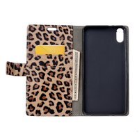 Classic Cover Case For Apple Iphone 8 Case Leopard Leather Handmade Phone Accessories For Iphone 8