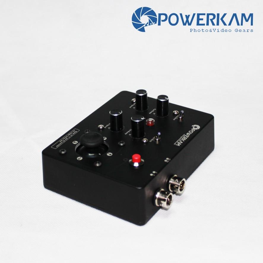 POWERKAM DT-4 Schwenk-Neige-Regler für 12V bis 24V - Kamera und Foto - Foto 3