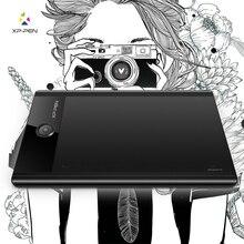 """XP-Stift Star04 Passive Stylus 9×6 """"Grafiktablett/Zeichnung Tablet mit 8 Express Schlüssel 8 GB Build-in Flash-speicher"""