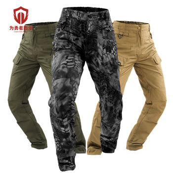 Summer Quick Dry Tactical War Game Cargo pants mens silm Hiking Pants mens trousers Outdoor Sports Army military Active pants