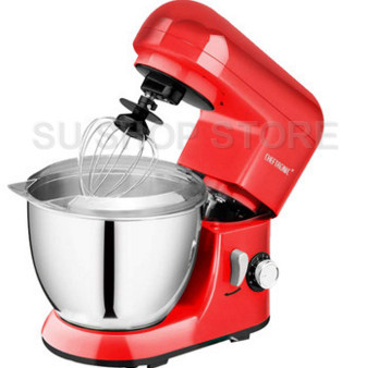 Electric 4L/5L chef home kitchen cooking food stand mixer, cake dough bread mixer machine 550W 220V