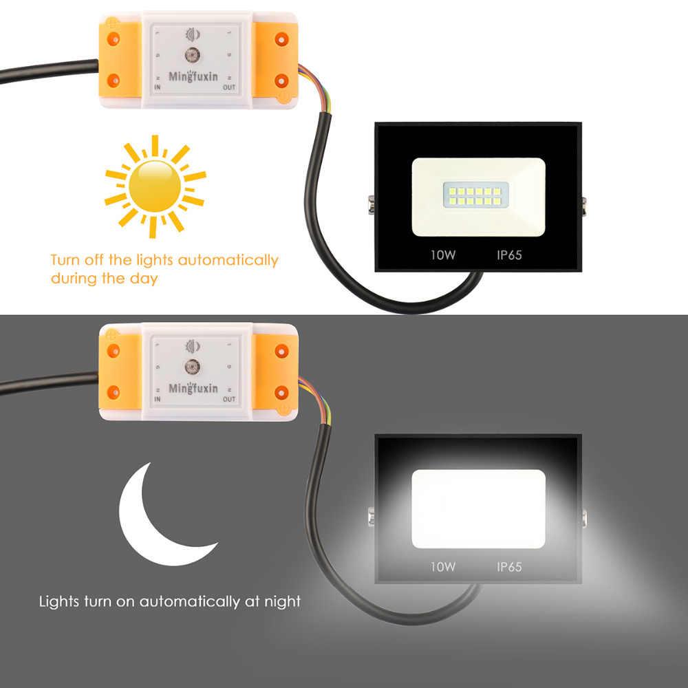 Sensky 220v 240v  Ac Outdoor Ip44 Photoelectric Sensor