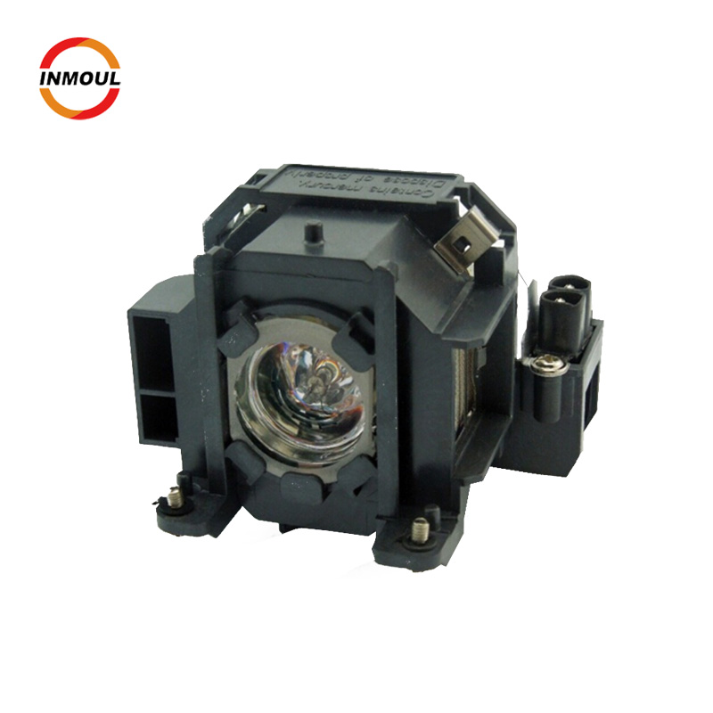 Replacement Projector Lamp ELPLP38 / V13H010L38 for EPSON EMP-1715 / EMP-1705 / EMP-1710 / EMP-1700 / EMP-1707 / EMP-1717 ect. elplp38 v13h010l38 high quality projector lamp with housing for epson emp 1700 emp 1705 emp 1707 emp 1710 emp 1715 emp 1717