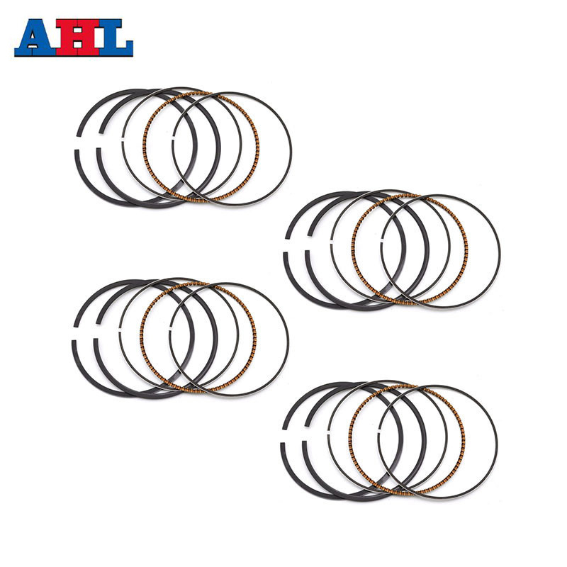 Motorcycle Bore Size 76mm piston rings For HONDA CBR1000 CBR 1000 2008 2009 2010 2011 2012 2013 2014 2015 2016 2017 2018