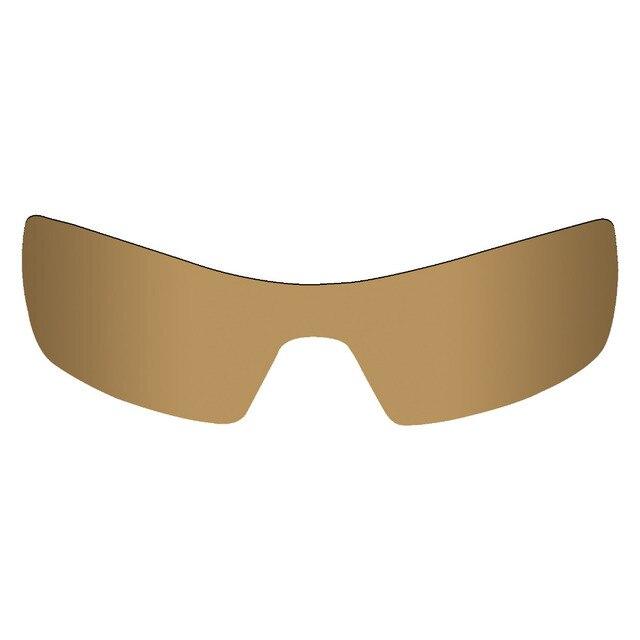 9904b6e73 Mryok POLARIZADA Lentes de Reposição para óculos Oakley óculos de Sol da  Plataforma Petrolífera de Bronze
