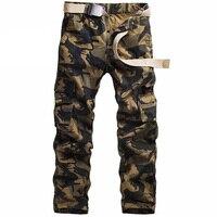 COCKCON Herrenbekleidung Tactical Cargo Pants Männer camouflage sportwear Mode Hosen Mit 3 Farben Top-qualität