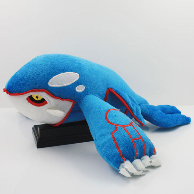 Kyogre Plush Toy Stuffed Doll 14.5