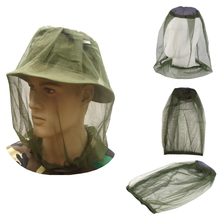 New Midge Mosquito Insect Hat Fashion Bug Mesh Head Net Face Protector Travel Outwear Hats Hot Casual Caps Z0