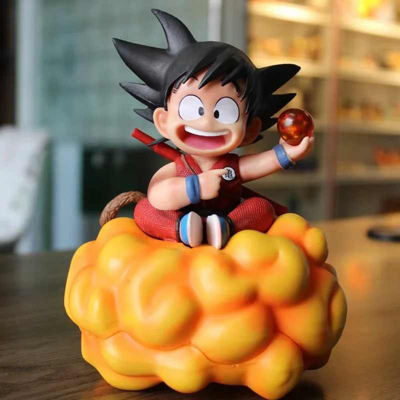 18cm Dragon Ball Z Goku Kid  Action Figure PVC Collection Model toys brinquedos for christmas gift