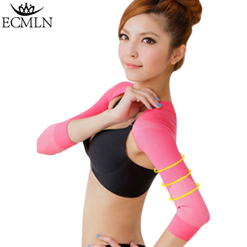 Women Arm Shaper Back Shoulder Corrector Slimming Underwear Hot Shapers Humpback prevent Arm Control Shapewear