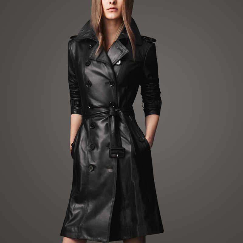 Кожаные Пальто Купить В Интернет Магазине