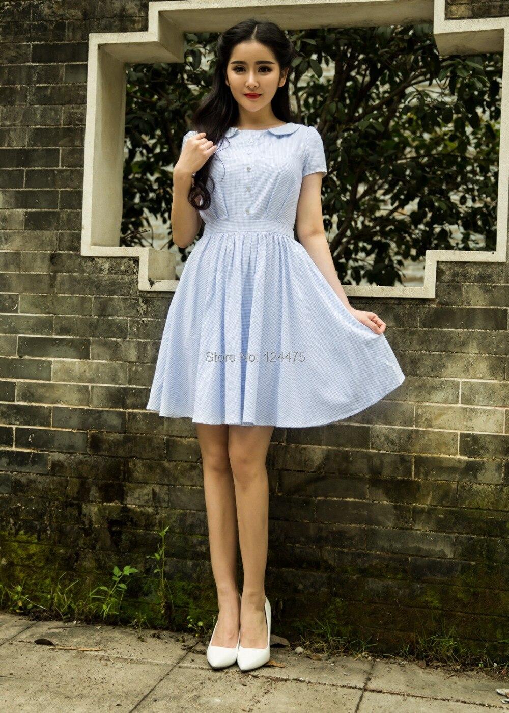 Aliexpress.com : Buy 2015 New summer dress 1950s 60s 70s vintage ...