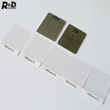 R& D толщиномер пленки калибровки для толщиномер покрытия стандартный набор фольги калибровки Набор для TC100/200 и GM998