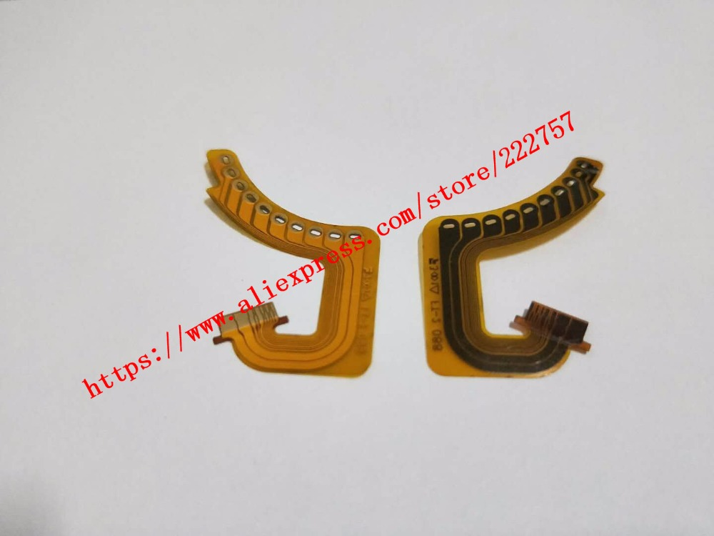 NEW Bayonet Mount Contactor Flex Cable For Sony E PZ 16-50 Mm 16-50mm 3.5-5.6 OSS Repair Part
