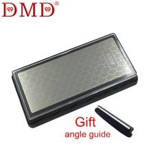 Venta caliente 1 unid DMD de doble cara herramientas cuchillo de cocina afilador piedra de afilar de diamante piedra de afilar 400 1000 grit envío gratis