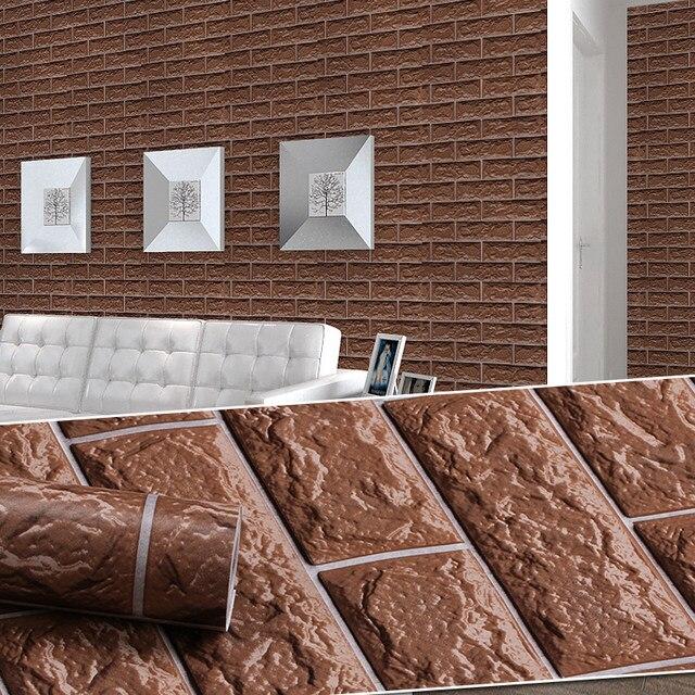 Salon Cuisine Murs Murales Pvc Auto Adhesif Vinyle Rouleaux Salle De