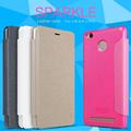 Nillkin Телефон Сумка Case для Xiaomi Redmi 3 Pro/xiaomi Redmi 3 s 3 с Супер Тонкий Флип Кожаный Чехол Case для Xiaomi Redmi 3 Pro Case